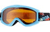 Alpina Carvy 2.0 Kids goggles Kinderen turquoise